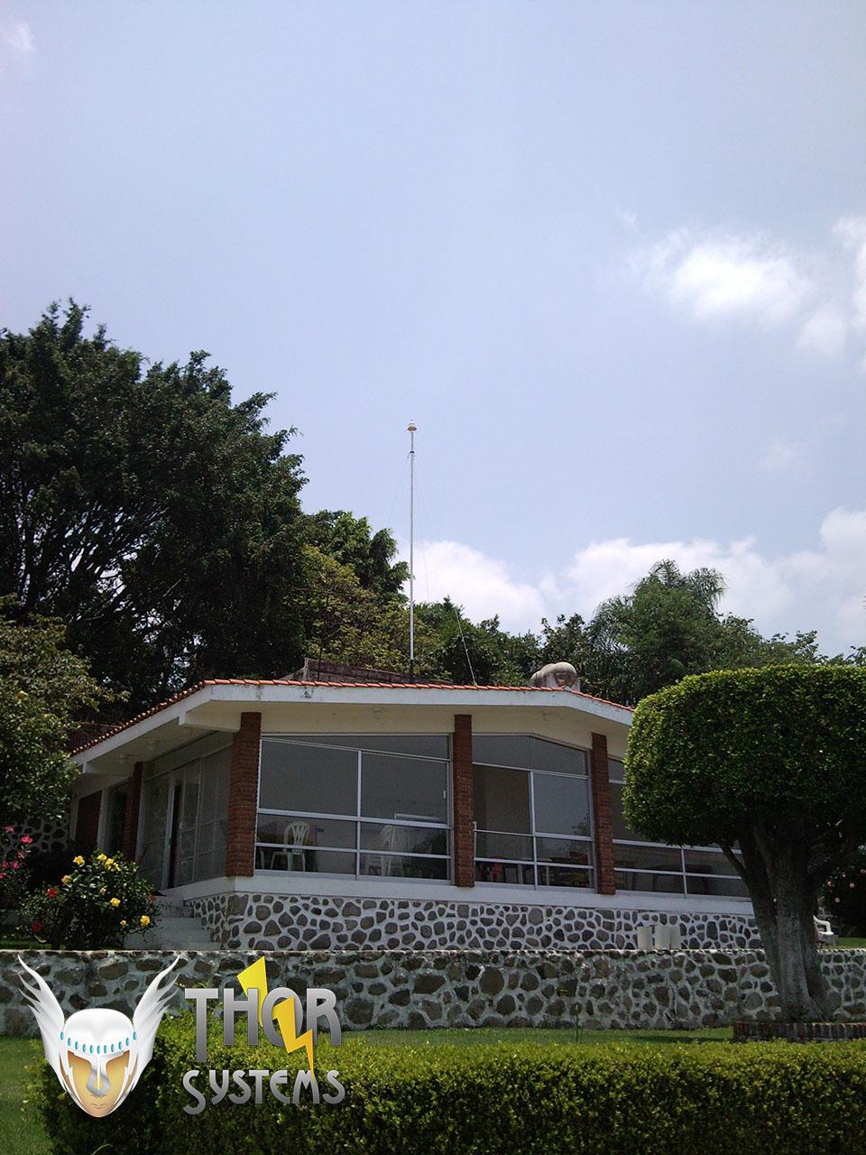 Residencia Cuernavaca