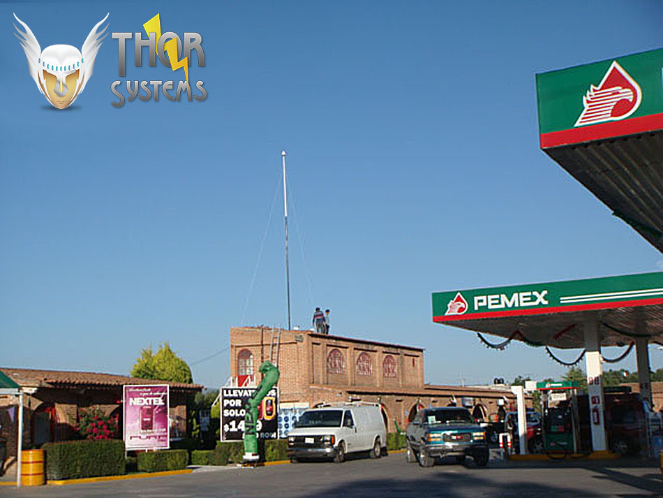 Estación de Servicio Tecamac