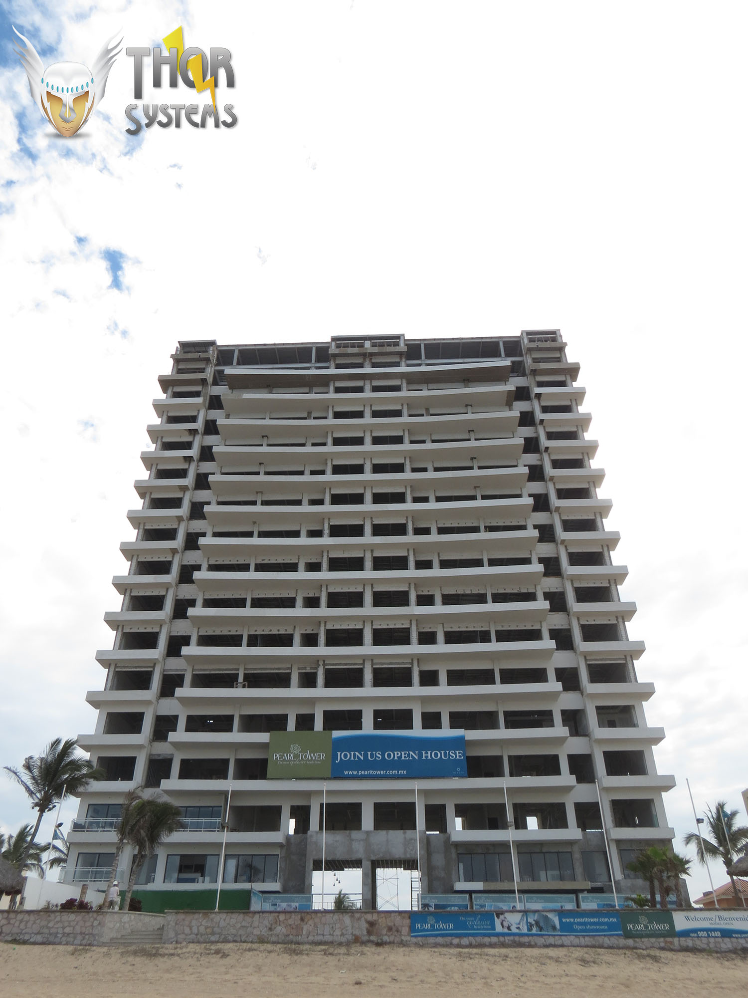 Pearl Tower Mazatlán