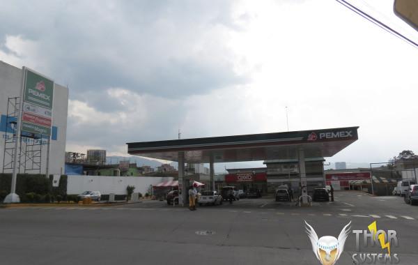 Gasolinera Palo Solo